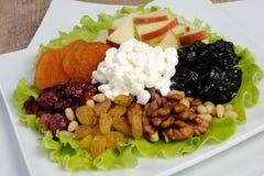 Vitamin salad Stock Images