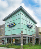 The Vitamin Shoppe Exterior Royalty Free Stock Images