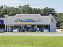 Vitamin Shoppe Retail Business Stock Image