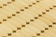 Vitamin tablets Stock Photography
