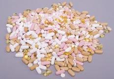 Vitamin world royalty free stock photo