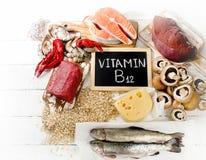 Vitamina B12 fotografie stock libere da diritti