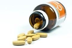 Vitamina C Fotografía de archivo libre de regalías