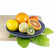Vitamina C Immagini Stock Libere da Diritti