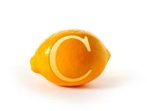 Vitamina C Foto de archivo libre de regalías