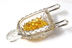 Vitamina E Imagem de Stock Royalty Free