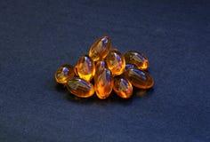 Vitamina E fotografía de archivo