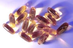 Vitaminas Imagens de Stock