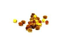 Vitaminas diárias Fotos de Stock