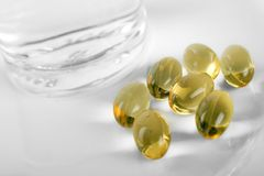 Vitamine Lizenzfreie Stockbilder