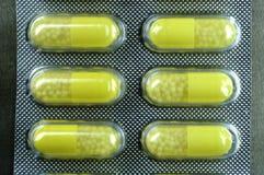 Vitamine Stock Afbeelding