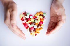 Vitamine Stockbilder