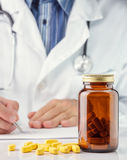 Vitamine lizenzfreies stockfoto