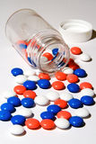 Vitamine Immagine Stock Libera da Diritti