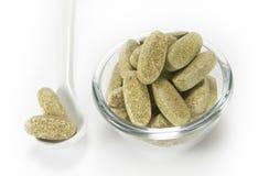 vitamine Alimento-basate Immagine Stock