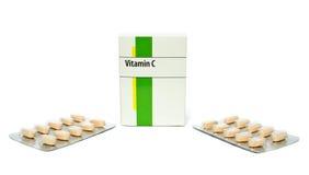 Vitamine C images stock