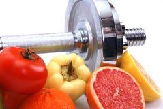 Vitamine e sport Fotografie Stock Libere da Diritti