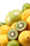 Vitamine fresche Fotografia Stock