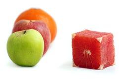 Vitaminen royalty-vrije stock foto's