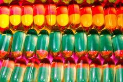 vitaminer Arkivfoton