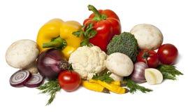 vitaminer Arkivbilder