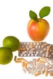 vitaminer Fotografering för Bildbyråer