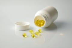 vitaminer Royaltyfri Bild