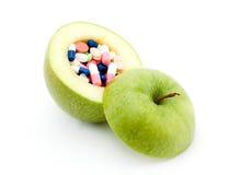 vitaminer Royaltyfri Fotografi
