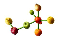 vitaminer dig Arkivfoton