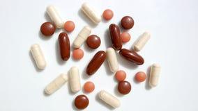 vitamines Obraz Royalty Free
