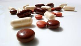 vitamines Zdjęcie Stock