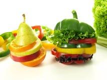 Vitamines colorées Photo libre de droits