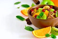 Vitaminesalade stock fotografie