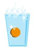 Vitaminluftblasen Lizenzfreies Stockfoto