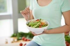 Vitaminous salad Stock Photos