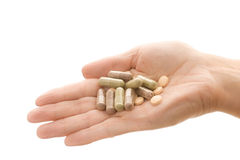 Vitamins Royalty Free Stock Photo