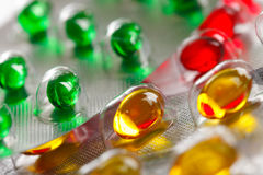Vitamins Stock Images