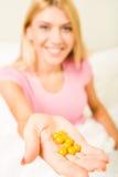 Vitamins Royalty Free Stock Image