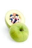 Vitamins Royalty Free Stock Photos