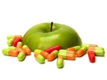 Vitamins source Stock Photography