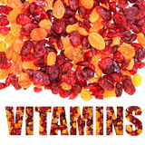 VITAMINS Royalty Free Stock Photography