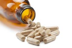 Vitamintillägg Arkivfoton