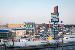 Vitantis business park Stock Photo