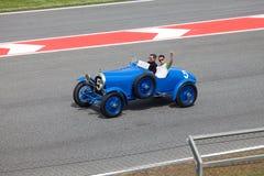 Vitantonio Liuzzi  ,  Force India-Mercedes Royalty Free Stock Photos