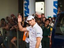 Vitantonio Liuzzi - Hispania Racing Stock Photos