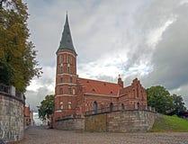 Vitautas η μεγάλη εκκλησία Στοκ φωτογραφία με δικαίωμα ελεύθερης χρήσης