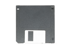 3 vitbakgrund för diskett 5-inch Arkivbild