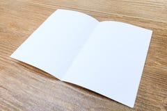 Vitboken Arkivbilder