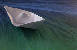 Vitbokfartyg arkivfoton