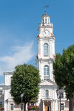 Vitebsk City Hall Stock Photo